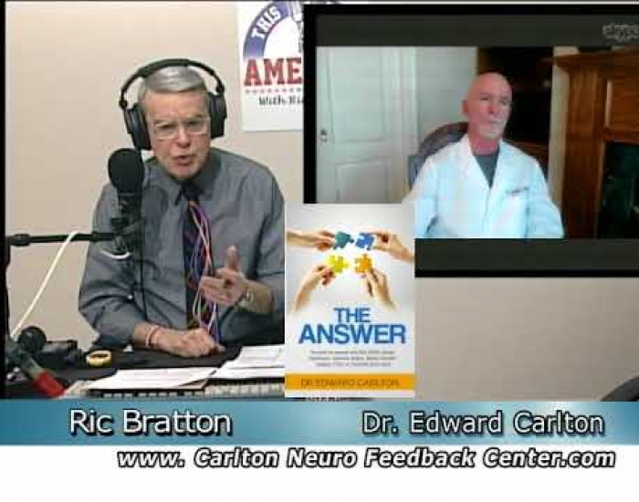 Helping people with brain disorders find relief without using drugs.  Helping with Neurofeedback training.
